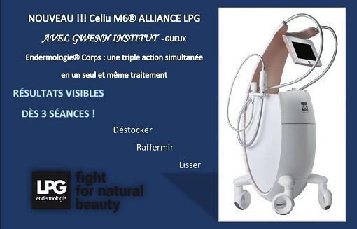 Alliance LPG Cellu M6